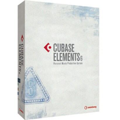 CUBASE ELEMENTS 6 E アカデミック版 [スタインバーグ ソフトウェア]