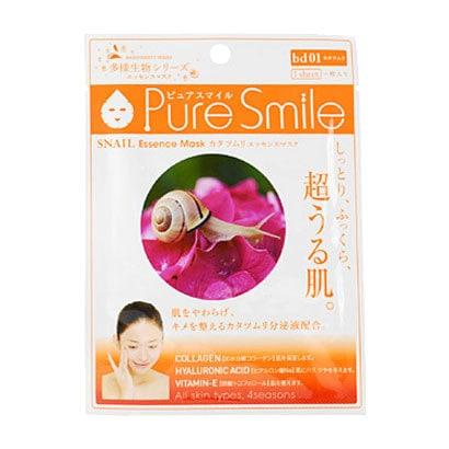 Pure Smile(ピュアスマイル) カタツムリ [エッセンスマスク]