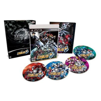 第2次スーパーロボット大戦OG COMPLETE BD BOX [PS3ソフト]