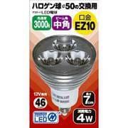 JSA1007BB [LED電球 EZ10口金 電球色相当 230lm 中角]