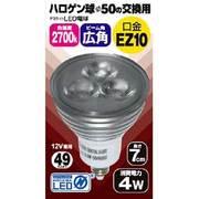 JSA1007CC [LED電球 EZ10口金 電球色相当 210lm 広角]