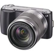 NEX-C3K B JE [ズームレンズキット E 18-55mm F3.5-5.6 OSS ブラック 海外仕様製品]