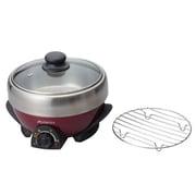 APN20G-R [電気ミニグリル鍋]