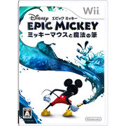 ディズニー エピックミッキー ミッキーマウスと魔法の筆 [Wiiソフト]