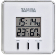 TT550 WH [デジタル温湿度計 ホワイト]