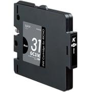 PLE-RC31B [GC31K互換インクカートリッジ ブラック]