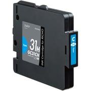 PLE-RC31HC [GC31CH互換インクカートリッジ シアン]