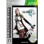 ファイナルファンタジーXIII ULTIMATE HITS INTERNATIONAL Xbox360 プラチナコレクション [Xbox360ソフト]