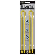 GT24-2PK-16 [GEAR TIE ギアータイ 24インチ イエロ-]
