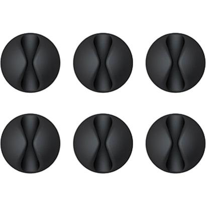 BLD-CD-BK [Bluelounge CableDrop Black(ブルーラウンジ ケーブルドロップ ブラック)]