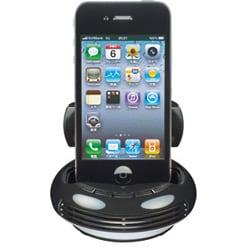MXSP-U40.BK [アクティブスピーカー iPod/iPhone対応 ブラック]