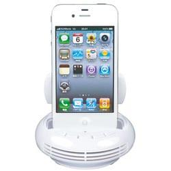 MXSP-U40.WH [アクティブスピーカー iPod/iPhone対応 ホワイト]