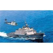CH7095 [1/700 現用アメリカ海軍 沿海域戦闘艦 U.S.S フリーダム LCS-1 2020年4月再生産]