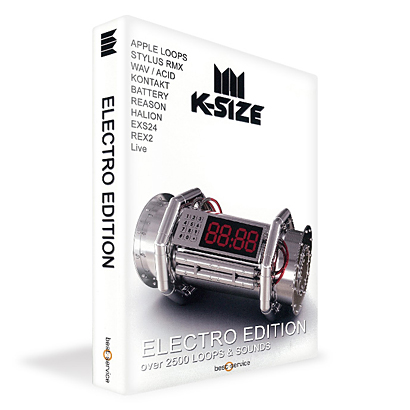 K-SIZE ELECTRO EDITION BS463 [サンプリング素材]