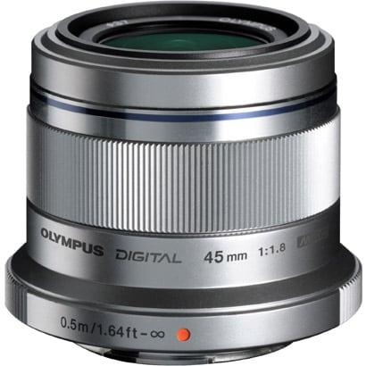 M.ZUIKO DIGITAL 45mm F1.8 [M.ズイコーデジタル 45mm/F1.8 マイクロフォーサーズ]