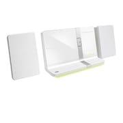 UX-VJ5-W [マイクロコンポーネントシステム iPad/iPhone/iPod対応 CD ホワイト]