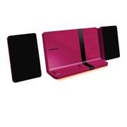 UX-VJ5-P [マイクロコンポーネントシステム iPad/iPhone/iPod対応 CD ピンク]