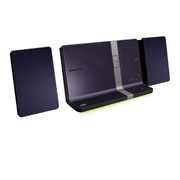 UX-VJ5-V [マイクロコンポーネントシステム iPad/iPhone/iPod対応 CD バイオレット]
