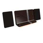 UX-VJ5-T [マイクロコンポーネントシステム iPad/iPhone/iPod対応 CD ブラウン]