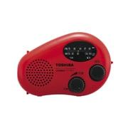 TY-JR11(R) [防水形充電ラジオ レッド]