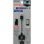 SFK-01B [Foma・SoftBank-3G用 充電用変換コード ブラック]