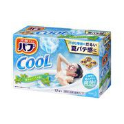 クール 涼やかミントの香り 12錠入 [入浴剤(錠剤タイプ)]