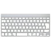 MC184J/B [Apple Wireless Keyboard アップルワイヤレスキーボード JIS配列 日本語キーボード]