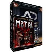 Master Metal Bundle [Addictive Drums+METAL Adpak+3つのMIDIパック(DIABORIC、HEAVY ROCK、METAL) バンドル]