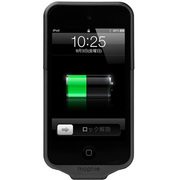 MOP-IP-000005 [mophie Juice Pack Air for iPod touch 4G ブラック バッテリー内蔵ケース]