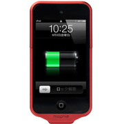 MOP-IP-000007 [mophie Juice Pack Air for iPod touch 4G レッド バッテリー内蔵ケース]