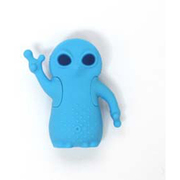 DR11021-4B [エイリアン型USBメモリ 4GB ブルー]