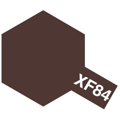 81784 [アクリルミニ XF-84 ダークアイアン (履帯色) つや消し]