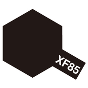81785 [アクリルミニ XF-85 ラバーブラック つや消し]
