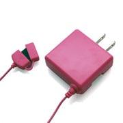 RX-EPACFPK [docomo FOMA / SoftBank3G対応 携帯電話専用 家庭用コンセントAC充電器 ピンク エコパッケージ]