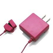 RX-EPACAPK [au対応 携帯電話専用 家庭用コンセントAC充電器 ピンク エコパッケージ]