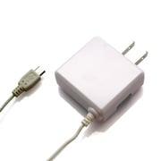 RX-EPACMWH [スマートフォン対応 microUSB 家庭用コンセントAC充電器 ホワイト エコパッケージ]