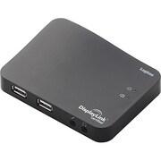LDE-FX015UHA [USB2.0対応 ミニドッキングステーション FullHDモデル]