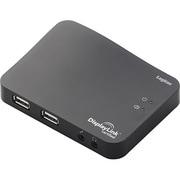 LDE-SX015UHA [USB2.0対応 ミニドッキングステーション WXXGA++モデル]