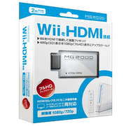 MG2000 [WII TO HDMI CONVERTER BOX]