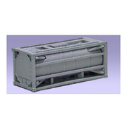 Nゲージ MGK-06 タンクコンテナキット TYPE06 ISO2276