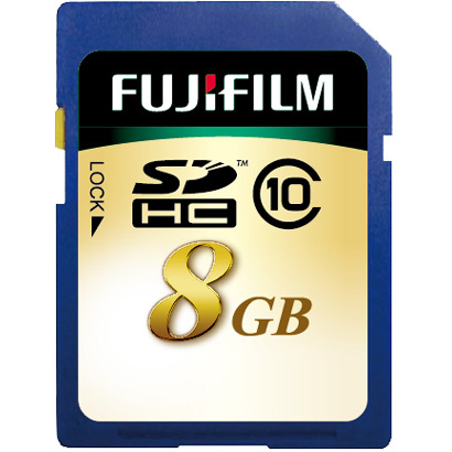 SDHC-008G-C10 [SDHCカード 8GB Class10]