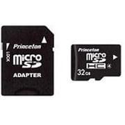 PMSDHC/4-32GB [microSDHCカード SD変換アダプター付 32GB]