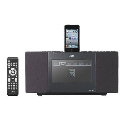 NX-PB15V-B [iPod/iPhone対応 DVDコンポ ブラック]