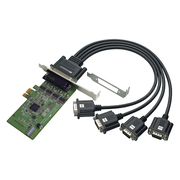 REX-PE64D [4ポート RS-232C・デジタルI/O]