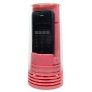 Aqua Pod(PK) [iPod・iPhone対応防滴スピーカー ピンク]