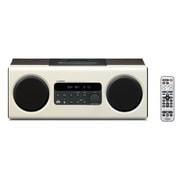 TSX-112(W) [iPhone/iPod対応 デスクトップオーディオシステム ホワイト]