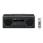 TSX-112(B) [iPhone/iPod対応 デスクトップオーディオシステム ブラック]