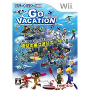 GO VACATION(ゴーバケーション) [Wiiソフト]