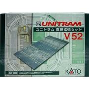 Nゲージ 40-802 ユニトラム 直線拡張セット V52