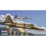 80207 [エアクラフト シリーズ F-5E タイガーII]